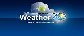 weather live apk apk mania weather live v5 3 apk