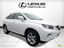 lexus rx 350 white black interior 2014 ultra white lexus rx 350 awd 112208300 gtcarlot com car