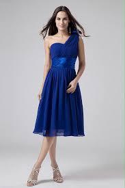 royal blue bridesmaid dresses buy cheap royal blue bridesmaid dresses with one shoulder