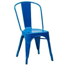 Blue Bistro Chairs Bistro Chairs Industrial Style For Bistro Dining In Cafes