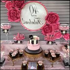 40th wedding anniversary party ideas best 25 40th birthday decorations ideas on 40 birthday