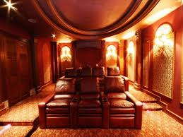 custom home theater design home design ideas