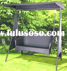 Patio Chair Swing Luxury Scheme Great 2 Seat Wicker Hanging Swing Chair Patio