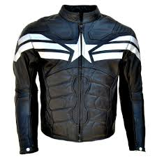 real leather motorcycle jackets coolhides men u0027s captain real leather winter soldier jacket at