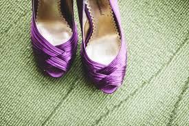 wedding shoes purple 7 wedding shoe mistakes to avoid emmaline wedding