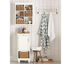 Bathroom Cabinet Wall Newport Wall Cabinet Pottery Barn