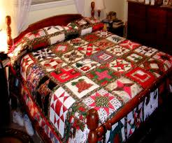 quilted christmas some finished quilts