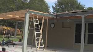 turning a carport into a hen house youtube