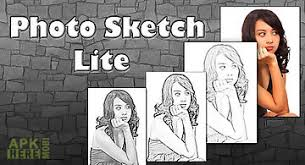 pencil sketch photo editor for android free download at apk here