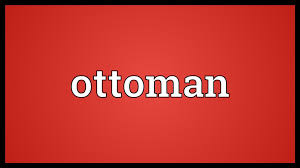 How Do You Spell Ottoman Ottoman Meaning