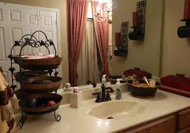 bathroom ideas bathroom organization with black iron and basket