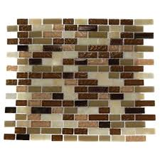 Southern Comfort Home Splashback Tile Southern Comfort Brick Pattern 12 In X 12 In X 8