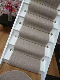 Beige Runner Rug El Jadida Sisal Stair Runners Rug Stairs Handrails Banisters