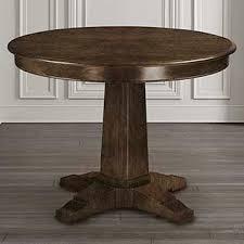 Kitchen Pedestal Table Dining Room Tables Dining Room Furniture Bassett Furniture