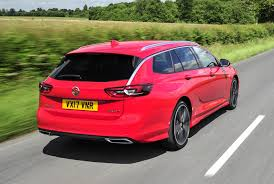 vauxhall red vauxhall insignia sports tourer review parkers