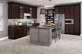 Cardell Kitchen Cabinets Cardell Kitchen Cabinets Knowlton Cherry In Peppercorn