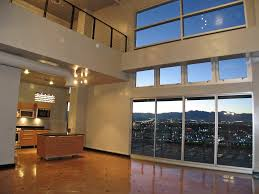 rare two level high rise penthouse in the heart of downtown las