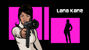 Archer Johnny Bench Called Archer Fx Lana Lana Kane Archer Wallpaper My Art