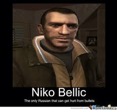 Meme And Niko - niko bellic is a disgrace to every russian by thetrollcomics meme