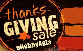 ehobbyasia and their thanksgiving sale d airsoftnews eu