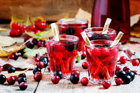 Cherry Cocktail Party Effect - cranberry cocktail versus cranberry juice livestrong com