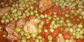 cuisiner les petits pois ragoût de petits pois frais je cuisine mon potager test