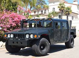 diesel brothers hummer californiaclassix badlands humvee h1 hummer with gm diesel engine