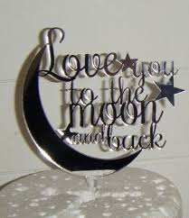 to moon cake topper