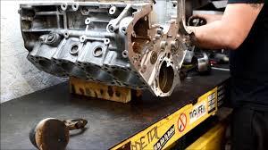 engine block coffee table in the making hutch u0027s welding youtube