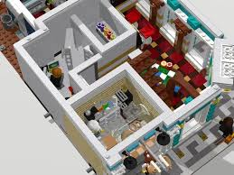 Lego House Floor Plan 31 Best Lego Casino Images On Pinterest Lego Modular Lego Ideas