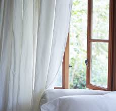 should drapes touch the floor 100 linen curtains rough linen premium heavy weight linen drapes