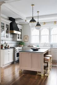 black walls white kitchen cabinets the black kitchen cabinet trend hungeling design