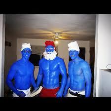 Blue Man Group Halloween Costume Ufc Fighter Halloween Costume Thread Pics 3 Sherdog
