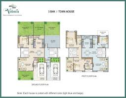 100 town home plans bahria town house floor plans sl home
