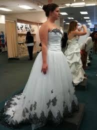 Black And White Wedding Dress Maggie Sottero Wedding Dresses Wedding Black White Wedding