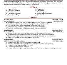 data entry sample resume sample data entry specialist resume unforgettable data entry