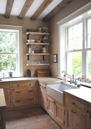 Rustic Kitchen Storage - kitchen design country kitchen design find 20 designs photos