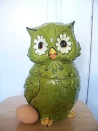 vintage owl josef original cookie jar vintage owl cookie jars