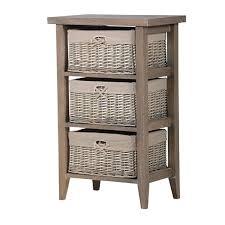 Baskets For Bathroom Storage Wicker Bathroom Storage Klyaksa Info