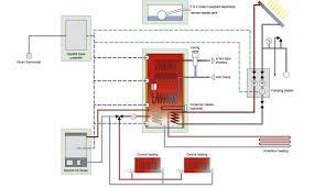 100 wiring diagram for underfloor heating with radiators