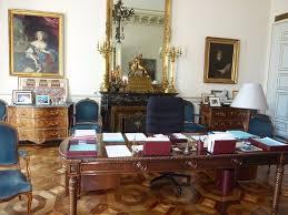 le bureau du maire de marseille jean claude gaudin photo de l