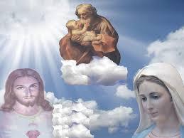god jesus saint maria by lotl on deviantart