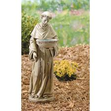 st francis of assisi outdoor garden statues the catholic company