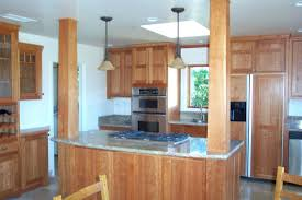 kitchen islands with columns kitchen island columns with posts of style and ideas