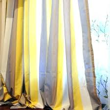 Yellow Brown Curtains Yellow Blackout Curtains Skyline Linen Blackout Window Curtain
