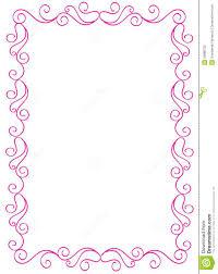 invitation border frame stock photography image 16886732