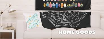 t shirts and apparel featuring threadless artist community designs shop home goods