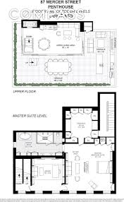 8 York Street Floor Plans by Massive 30m Soho Penthouse Is A Mansion In The Sky Curbed Ny