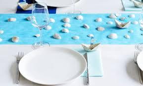 idee per la tavola come apparecchiare la tavola al mare tante idee per una tavola