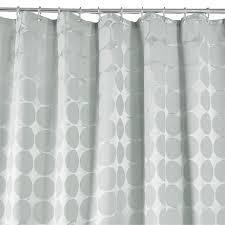 Marimekko Shower Curtains Light Gray Shower Curtain Echelon Home Greek Key Shower Curtain